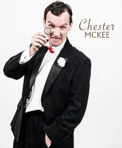 Tom Neill as Chester McKee